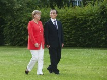 Chinese-German Government Consultations