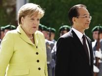 Deutsch-Chinesische Regierungskonsultationen