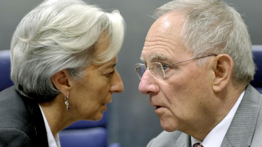 Lagarde wird IWF-Chefin