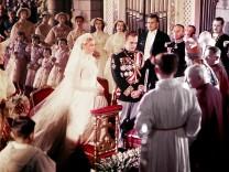 Hochzeit von Grace Kelly und Fürst Rainier von Monaco