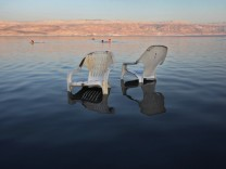 Dead Sea Finalist In New Seven Natural Wonders Contest