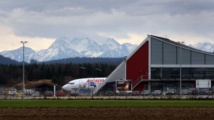 Allgäu Airport - Bayerns drittgrößter Verkehrsflughafen