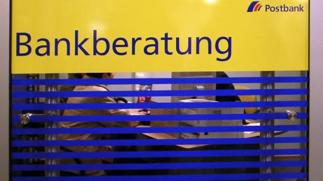 Bilanz-Pressekonferenz der Postbank