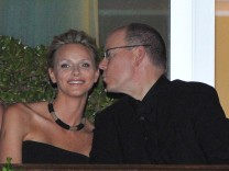 Wedding of Prince Albert II and Charlene Wittstock - Concert at L