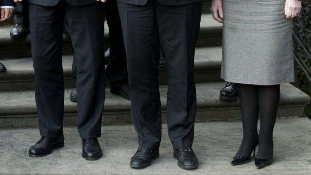 Frauenquote: Arbeitsministerin beklagt 'laecherlichen Zuwachs'