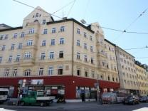 Immobilienprojekt 'Karl Palais' in München, 2011