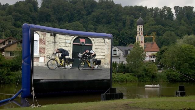 Kino Openair an der Loisach