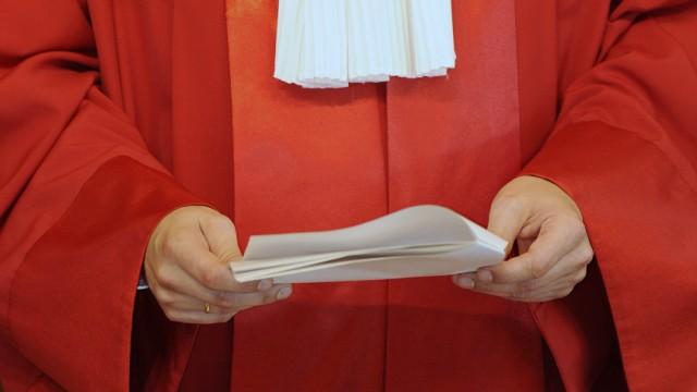 Bundesverfassungsgericht Verfassungsbeschwerde