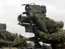 EADS-Tochter will Milan-Raketen für 168 Mio Euro an Libyen liefern