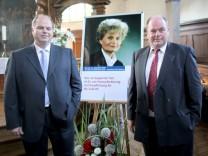 Gedenkkonzert für Hannelore Kohl