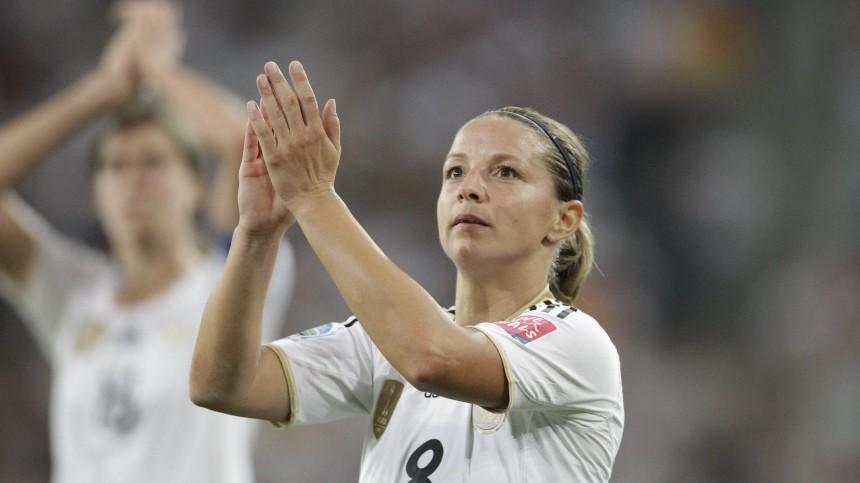 WM 2011 Frauen-WM 2011: Deutschland - Frankreich