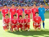 Frauen-WM 2011 ? USA - Nordkorea