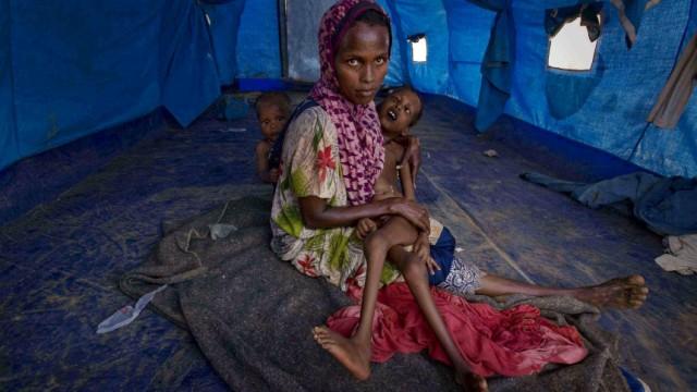 Hunger - Todesrisiko für eine Milliarde Menschen