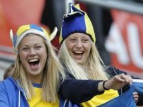 Fussball-WM: Nordkorea - Schweden