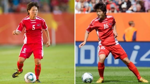 Frauen-WM 2011 - Doping Nordkorea