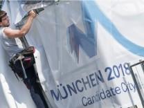 IOC-Entscheidung Olympia 2018 - Abbau Public Viewing