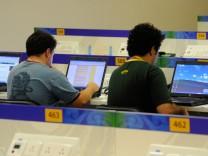 Peking 2008 - Internetzensur bei Olympia