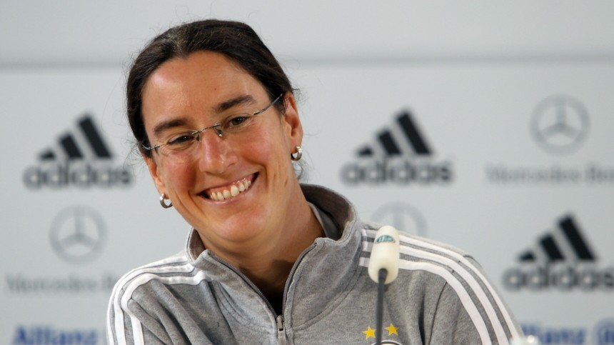 Germany Press Conference & Training - FIFA Women's World Cup 2011