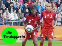 Frauen WM Handspiel