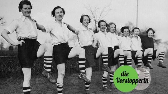 Frauen WM Vorstopperin