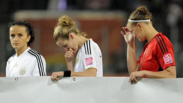WM 2011 Frauen-WM 2011: Aus für Deutschland