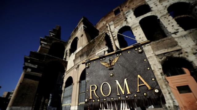 Europa in der Krise Krise in Europa: Italien
