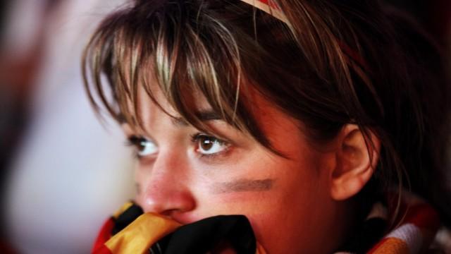 Frankfurter Fanmeile zur FIFA Frauen-Fussball-Weltmeisterschaft