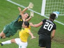 Frauen-WM 2011 - Brasilien - USA