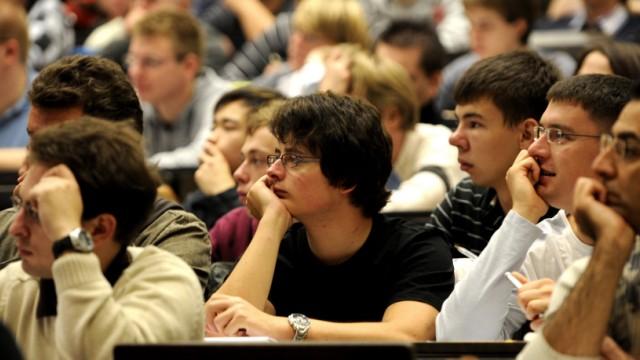 Studentenwerke kritisieren sinkende Zuschuesse