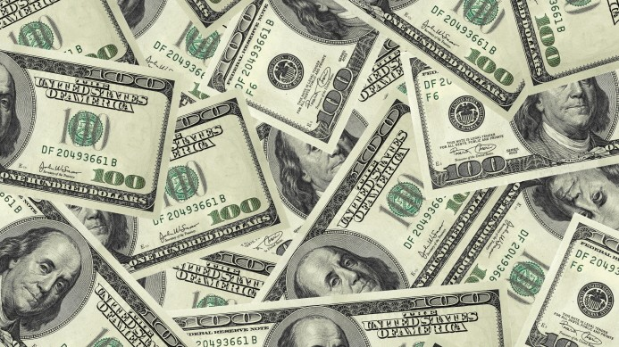 Hundert-Dollar-Scheine