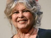 Brigitte Bardot wird 75