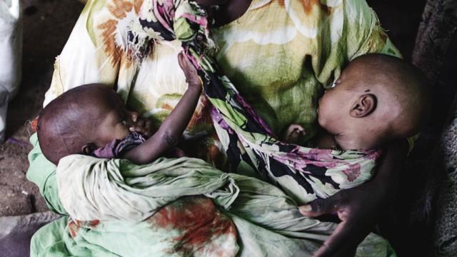 Hungersnot in Ostafrika Hunger in Somalia: UN schlagen Alarm