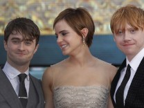 Daniel Radcliffe, Emma Watson, Rupert Grint,