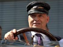 Ungarns Ministerpräsident besucht Adam Opel AG