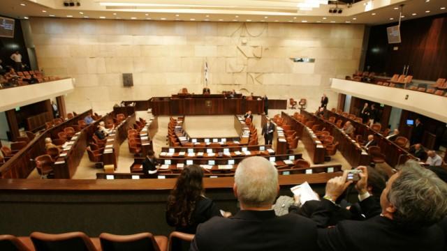 Nahost-Konflikt Umstrittenes Gesetz