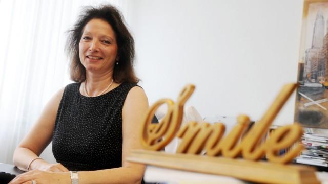 SAP Personalvorstand Angelika Dammann