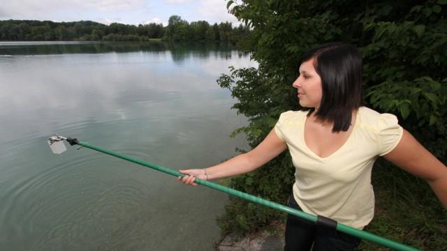 Wasserqualität Karlsfelder See