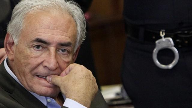 Dominique Strauss-Kahn Sexualanklagen und Geschlechterdiskurs