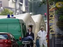 Prozess um das Blutbad von Duisburg