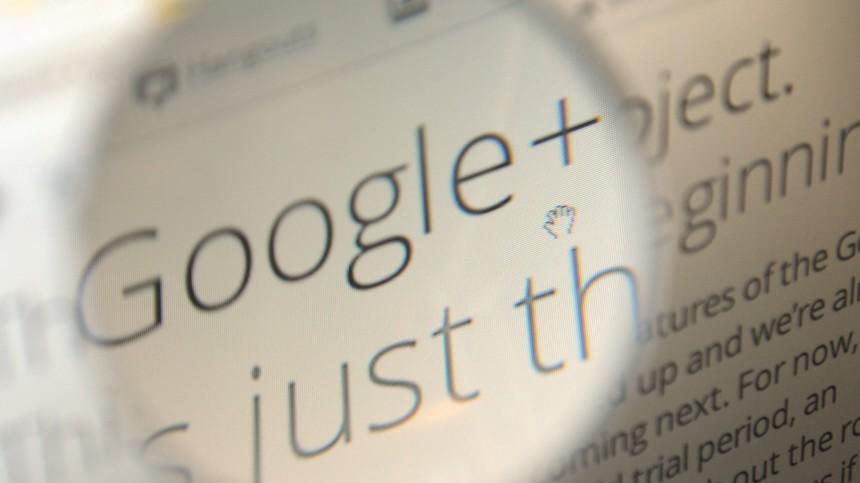 Neuer Dienst Google+ koennte Facebook  Konkurrenz machen