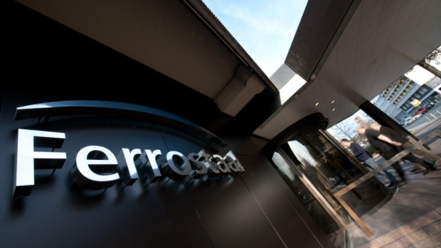 Staatsanwaltschaft erhebt Anklage im Fall Ferrostaal