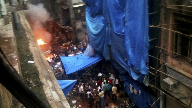 Terroranschläge in Mumbai Terroranschläge in Indien