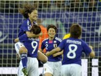 Fussball-WM: Japan - Schweden