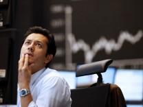 Italien-Sorgen lassen Boersenkurse einbrechen - DAX faellt unter 7.000 Punkte