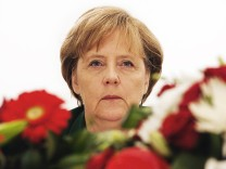 Merkel  besucht Angola