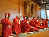 BVG verhandelt über Sicherungsverwahrung