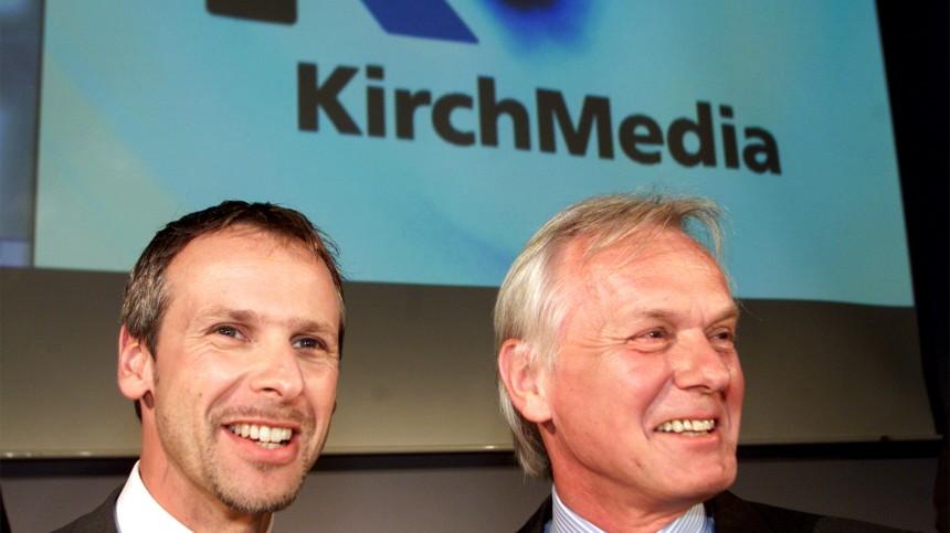 Fred Kogel und Jan Mojto