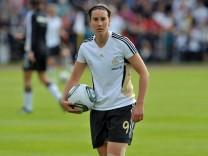 Frauen-WM 2011 - Birgit Prinz