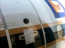 Boeing von Thailands Kronprinz gepfändet