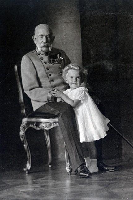 Otto von Habsburg Repro: Oliver Das Gupta